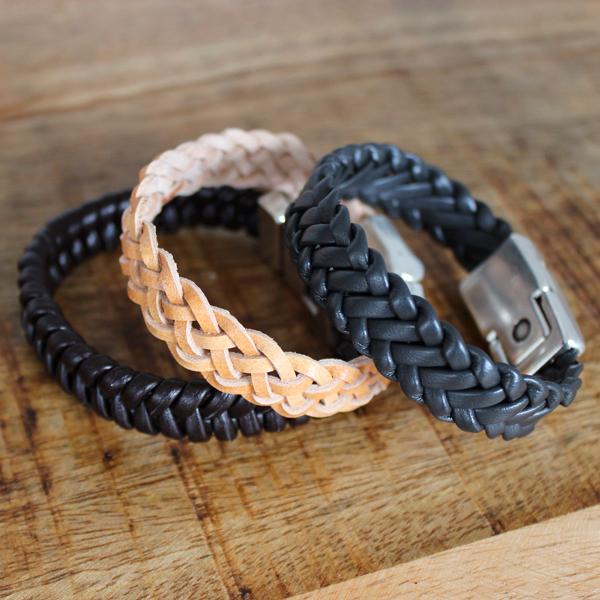 229097632752 trenzadas DIY pulseras de cuero Spikes celta o 6 filamentos - Perles ...