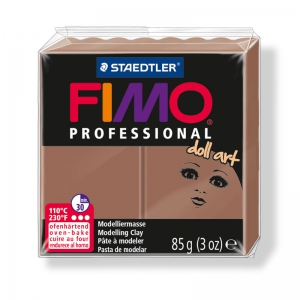 Pasta Fimo Professional Doll Art 85gr Nougat (n°78) x1
