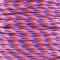Parachute Cord 2,5 mm Pink/Purple x1m
