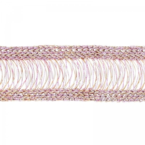 telar Wire Luxe 20 mm Rose x 23cm