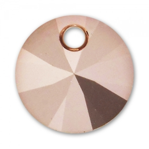 Colgante Swarovski 6428  6 mm Crystal Rose Gold 2X x1