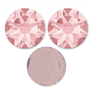 Strass Hotfix Swarovski 4 mm Blush Rose x36