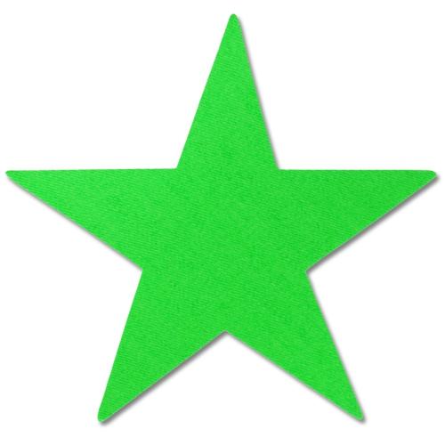 Tener una estrella verde indica que has vivido experiencias de contacto con la naturaleza.