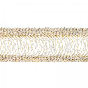 Telar Wire Luxe 20 mm Champagne x 23cm