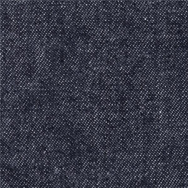 d6c66036aac15 Tejido tipo lienzo algodón - Jean Denim Indigo x10cm - Perles   Co