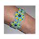 Bracelet Flower with Ornella seed beads