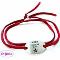 Pulsera separador Keep Calm