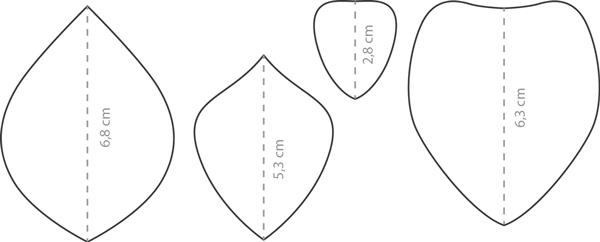 Coronas Para Decorar Cuadernos.Crepe Corona De Flores De Papel Y El Circulo De Bambu