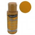 Pintura Acrilíca decorativa DecoArt Dazzling Metallics - Glorious Gold x59 ml