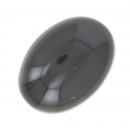 Cabuchón ovalado 18x13 mm Black Obsidiana
