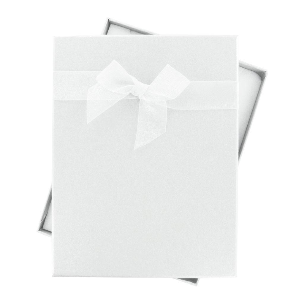 Caja regalo para joyería 155x120x28 mm Ice - Perles & Co