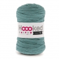 Hoooked Ribbon XL DMC - Ovillo Jersey Emerald Splash x 120m