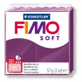 Pasta Fimo Soft 57gr Morado Royal (n°66)