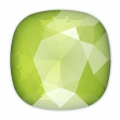 Cabuchón Swarovski 4470 12 mm Crystal Lime x1