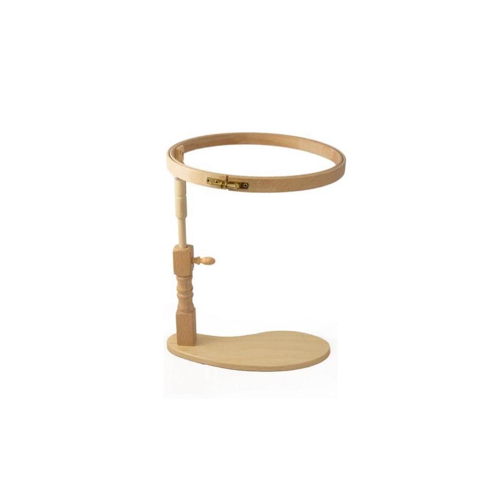 Bastidor para bordar con manos libres 25 cm - Perles & Co