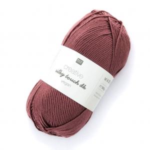 5023516a719dc Lana Creativ Silky Touch dk - Rico Design - Baie 005 x 100g - Perles ...