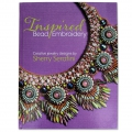 Inspired Bead Embroidery - Sherry Serafini  - libro en Inglés