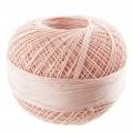 Hilo algodón Lizbeth talla 10 Pearl n°648 x111m