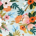 Tela viscosa Rifle Paper Co - Amalfi Lively Floral x10cm