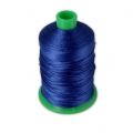 Hilo de poliéster Vega Super tamaño 20 Azul oscuro n°614 x300m