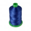 Hilo de poliéster Vega tamaño 40 Azul oscuro n°614 x600m
