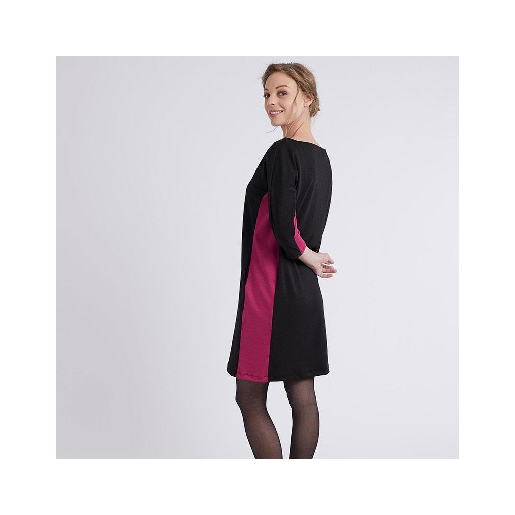 Patrón de costura Coralie Bijasson - Amazone - Robe et blouse manche ...