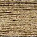 Hilo para bordar metalizado Maille name is - Golden (104) x8m