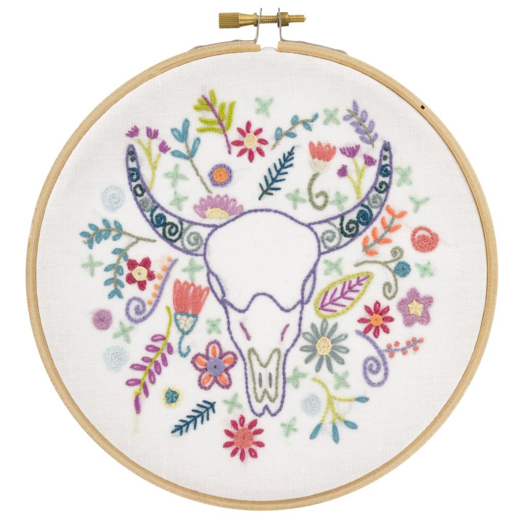 Kit bordado - Producto artesanale de Francia - El Toro Alors...On ...