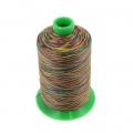 Hilo de poliéster Vega tamaño 30 Multicolor n°888 x450m