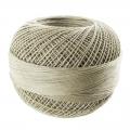 Hilo de algodón Lizbeth talla 80 Medium Linen n°693 x168m
