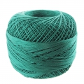 Hilo de algodón Lizbeth talla 80 Dark Seagreen n°688 x168m