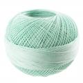 Hilo de algodón Lizbeth talla 80 Light Seagreen n°686 x168m