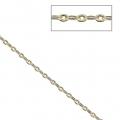 3a6c8aded4e8 Cadenas Chapadas en Oro - Perles & Co
