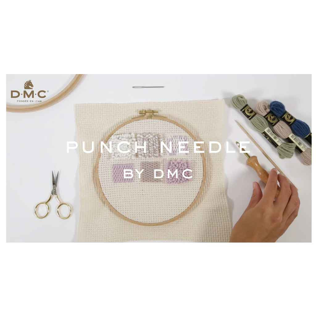 Punch Needle DMC talla 10 Regular - Herramienta de costura para ...
