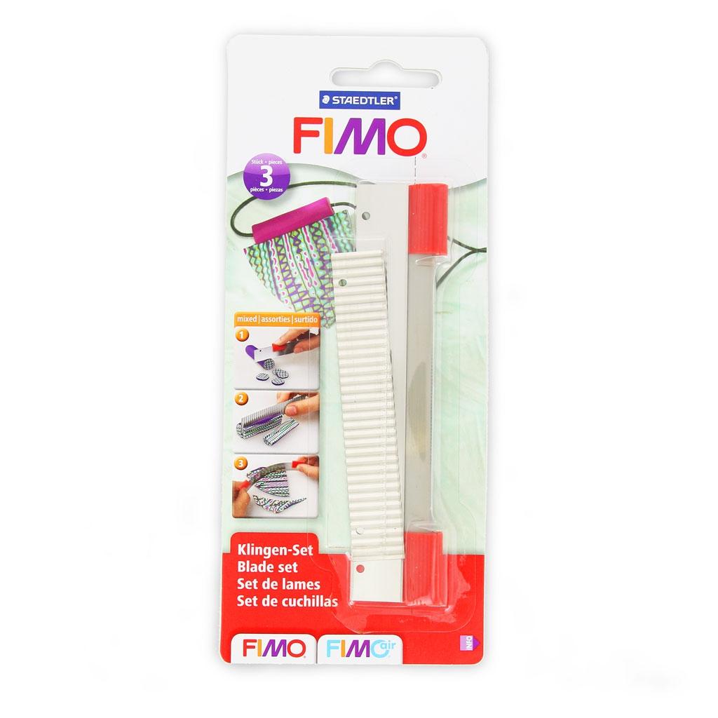Cuchillas FIMO x3 - Staedtler - Perles & Co