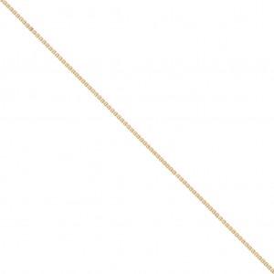 f4a997b66ce8 Cadena malla Veneciana 1 mm Gold filled 14 kilates x 50 cm ...