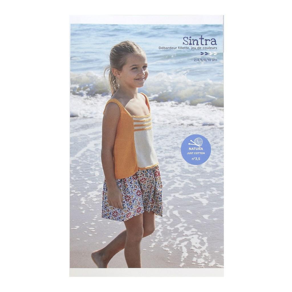 Catálogo Natura Just Cotton 12 Modelos Niños Entre 2 Y 10 Años
