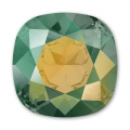 Cabuchón Swarovski 4470 12 mm Crystal Iridescent Green x1