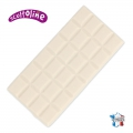 Tableta de matera para fundir Scultoline Chocolate Blanco x120gr