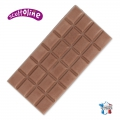 Tableta de matera para fundir Scultoline Chocolate x120gr