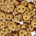 ES-O® Beads 5 mm Brass Metallic Mat x5g
