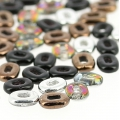 One® Bead 1.5x5 mm Dark Bronze x5g