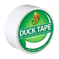 Adhesivo Duck Tape uni 48 mm White x18m