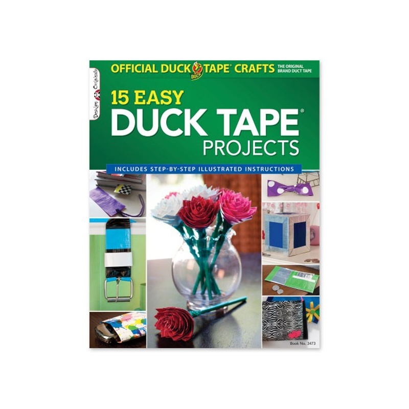 duck tape projects Have you seen all the colorful, funky prints that duct tape comes in these days it even comes in sheets, something i learned in the process of compiling this round.