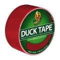 Adhesivo Duck Tape uni 48 mm Red x18m
