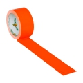 Adhesivo Duck Tape uni Fluo 48 mm Neon Orange x13m