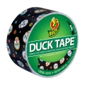 Adhesivo Duck Tape con motivos 48 mm Sugar My Skull x9m