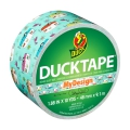 Adhesivo Duck Tape con motivos 48 mm Happy Camper x9m