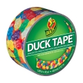 Adhesivo Duck Tape con motivos 48 mm Gummy Bear x9m