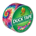 Adhesivo Duck Tape con motivos 48 mm Love Tie Dye x9m